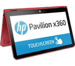 HP x360 15-bk062sa Red